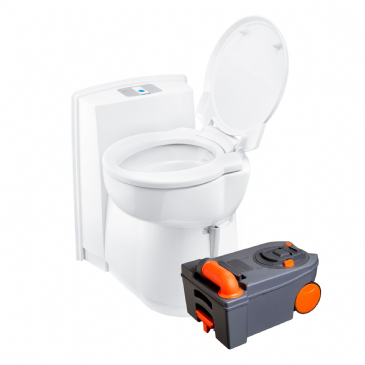 THETFORD C263 CSL Toilet With Plastic Bowl